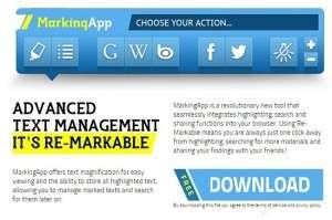 Anúncios do MarkingApp