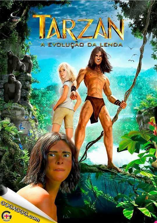 Tarzan | ტარზანი (ქართულად)