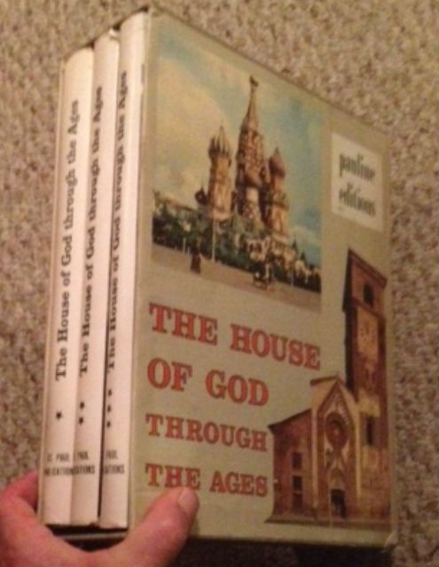 The House of God Through the Ages A Panorama of Christian Architecture, Chirone, Vanna