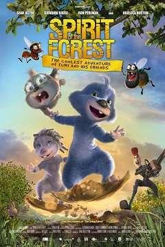 Ormanın Ruhu - Spirit of Forest - 2008 Türkçe Dublaj MKV indir