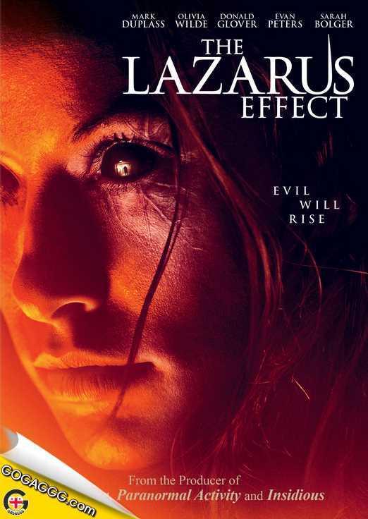 The Lazarus Effect | ლაზარეს ეფექტი
