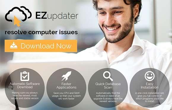 Remove EZ Software Updater