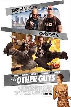 Yedek Polisler - The Other Guys - 2010 Türkçe Dublaj MKV indir