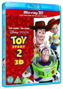 Toy Story 2 - Woody e Buzz alla riscossa 3D (1999) Blu Ray Full 3D DTS-HD ENG DTS ITA Sub - DDN