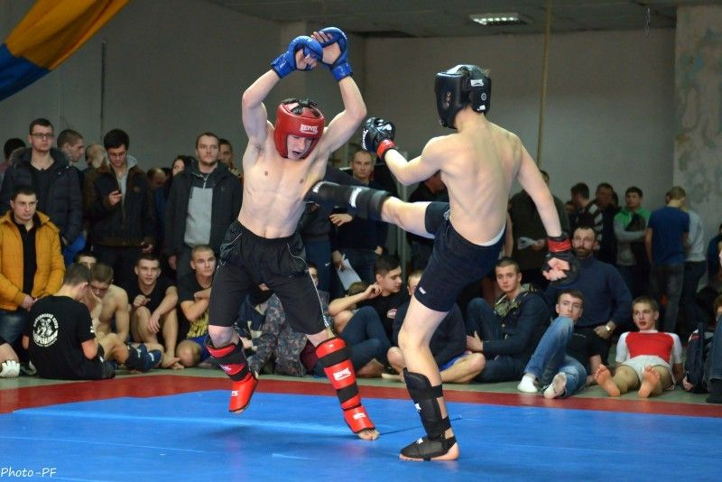 Mixed Martial Arts in Dnipropetrovsk