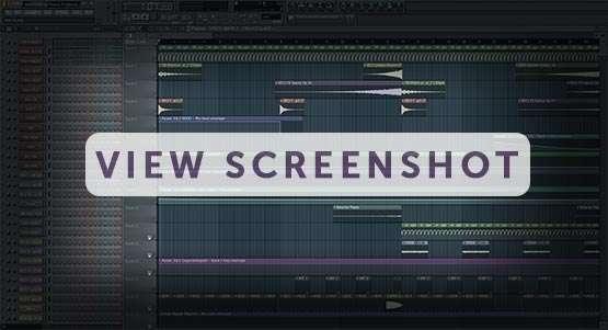 FL Studio Screenshot Preview Project / Template