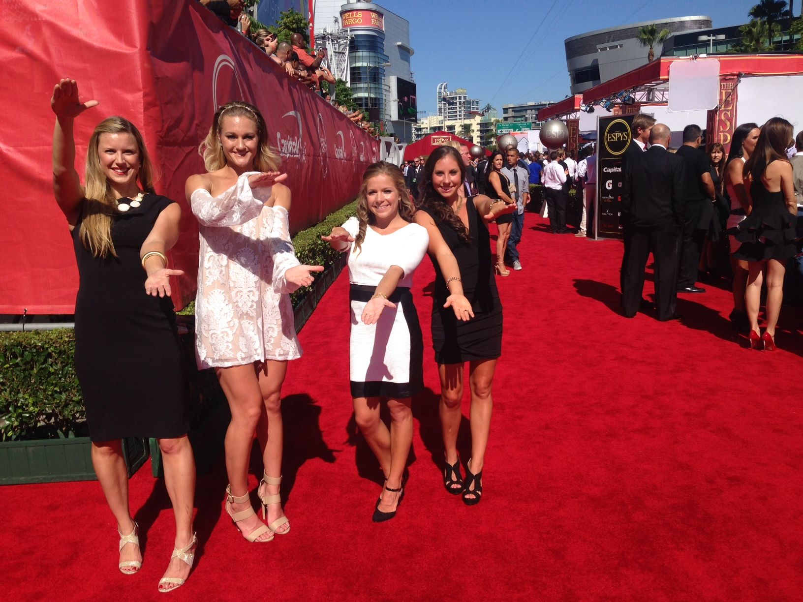 Gator Chomp at ESPYs