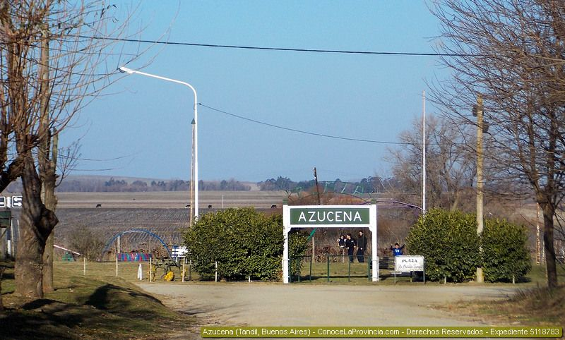 azucena tandil buenos aires