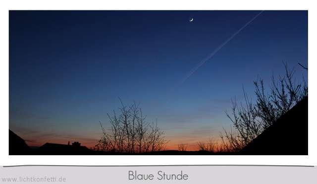 Foto-Kurs - Blaue Stunde
