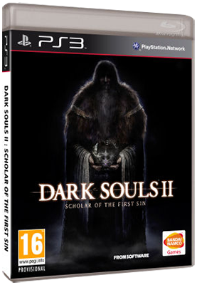 [PS3] Dark Souls II: Scholar of the First Sin (2015) - SUB ITA