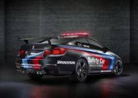 2015 BMW M4 Coupé MotoGP Safety Car Water Injection System
