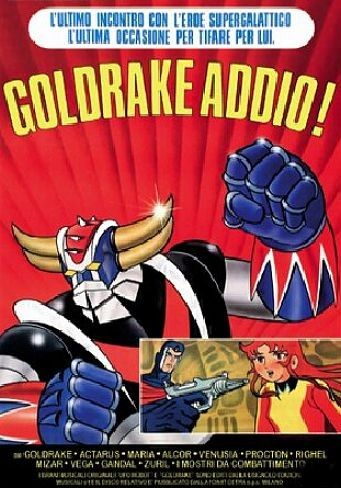 Goldrake Addio (1980) avi DVDRip Ita Ac3