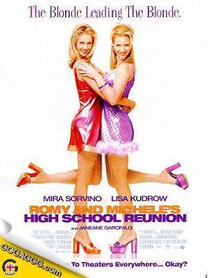 Romy and Michele's High School Reunion | რომი და მიშელი გამოსაშვებ საღამოზე