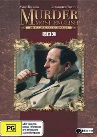 Murder Most English A Flaxborough Chronicle mini series