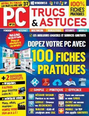 Windows PC Trucs & Astuces - Juillet 2015