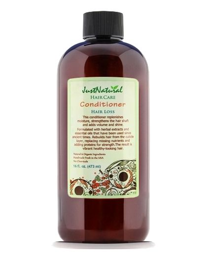 JustNutritive Pick of the day- Just Natural Hair Care