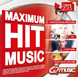 gjhvfu Maximum Hit Music 2015 Volume 1 - 2015 indir
