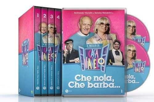 Il Meglio Di Casa Vianello (2011) Serie Completa 32В° Volumi .avi DVDRip - ITA