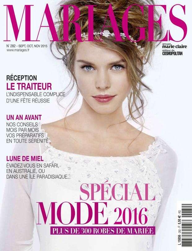 Mariages - Septembre-Novembre 2015