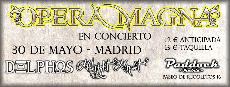 Opera Magna Madrid