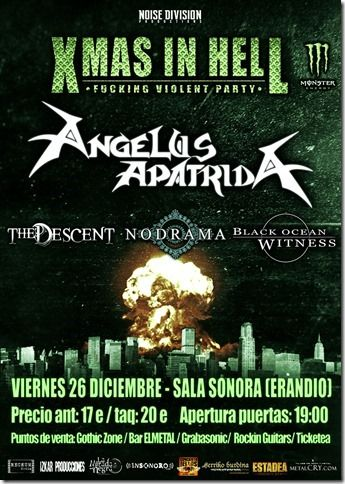 Xmas in Hell Party cartel