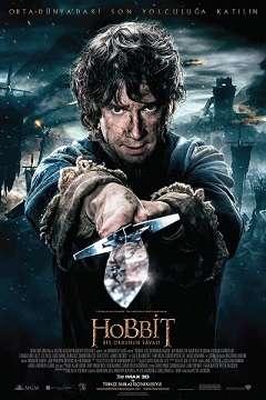 Hobbit: Beş Ordunun Savaşı - 2014 Türkçe Dublaj BDRip indir
