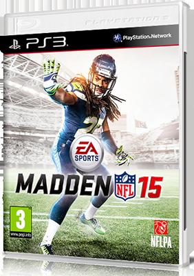 [PS3] Madden NFL 15 (2014) - ENG