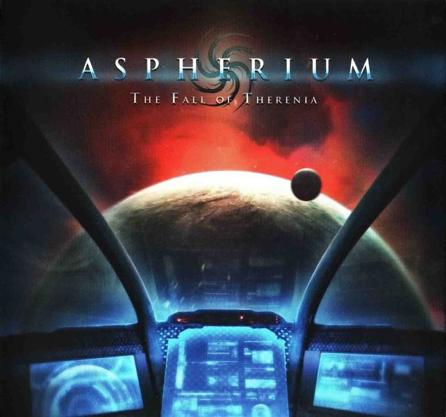 Aspherium - The Fall Of Therenia (Digipak Edition) (2014)