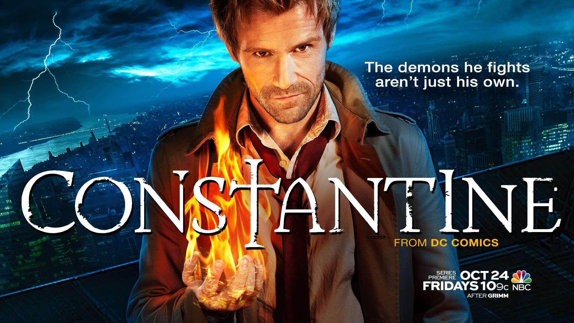 Constantine S01 720p 1080p WEB-DL