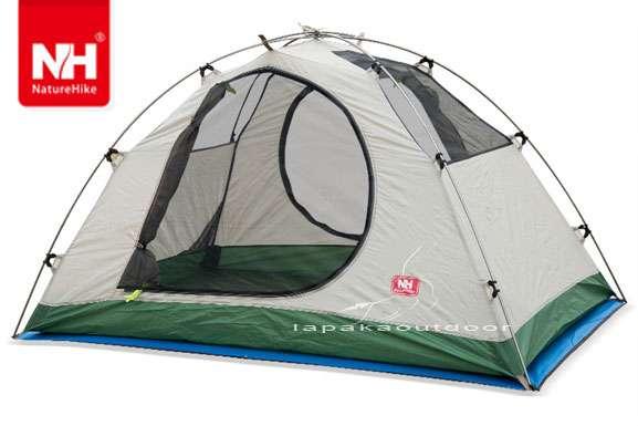perlengkapan camping tenda nature hike