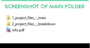 Screenshot Of Main Folder