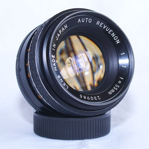 Auto revuenon 55mm f1 7 sn 230985 for Garage sn autos 42