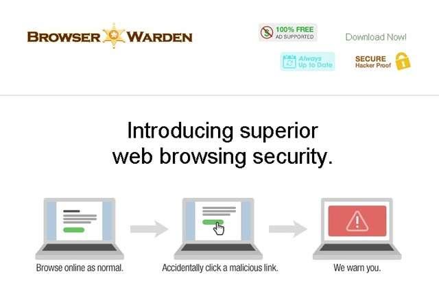 Usuń Browser Warden