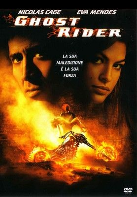 Ghost rider (Extended cut) (2007) 2xDVD9 Copia 1:1 ITA-ENG