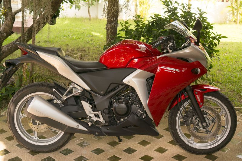 2012 Honda Cbr250r Abs For Sale In Chiang Mai Touring