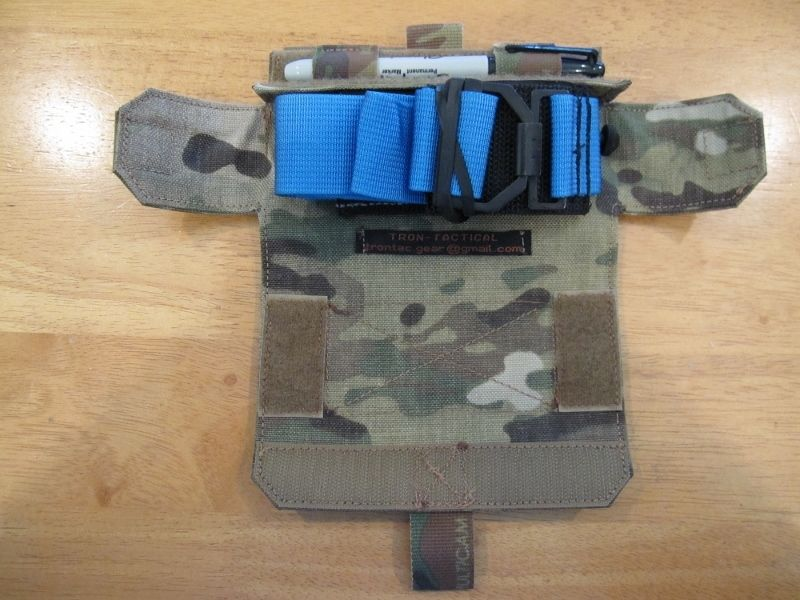 Pouch open with SOFTT-Wide