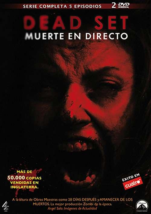 Serie Dead Set de terror