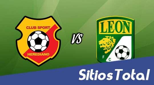 Herediano vs León en Vivo - Concachampions 2014-2015