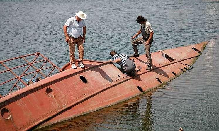 potopljena istranka Vranjic