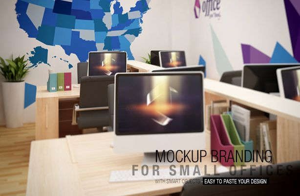 Office Branding Branding-Stationery Mockups V3 (Stationery)