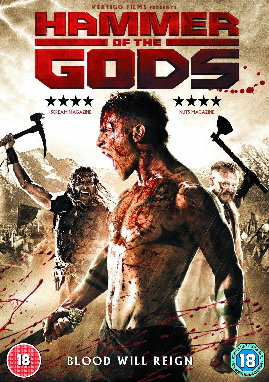 Hammer of The Gods, il martello degli dei spacca le teste (2013) DVD9 Copia 1:1 ITA ENG