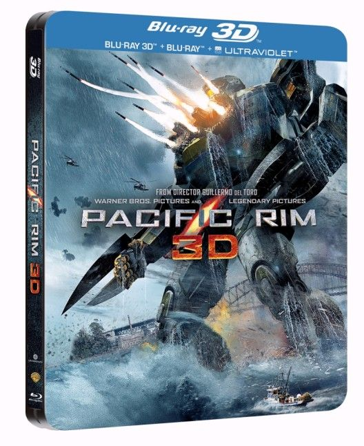 Pacific Rim 3D (2013) ISO Bluray 3D Full AVC DTS ENG DD ITA - DDN