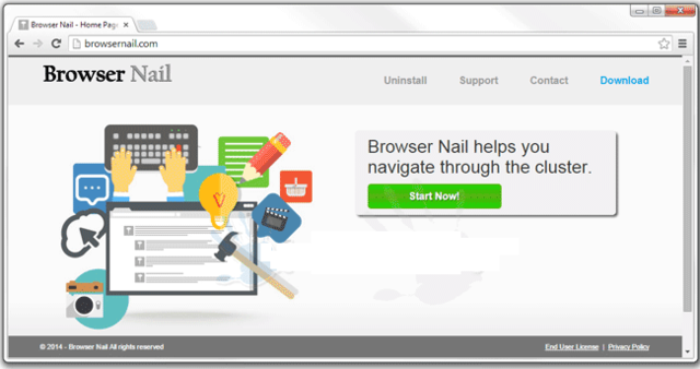 Ads by Browser Nail
