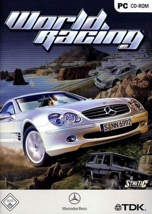 Mercedes Benz World Racing Full indir