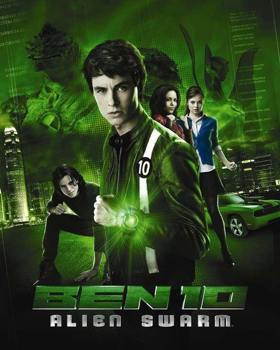 بن 10 جميع المواسم والافلام BEN 10 ALL تحميل تورنت 37 arabp2p.com