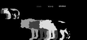 Kiara, Kiva, Xion, and Anima