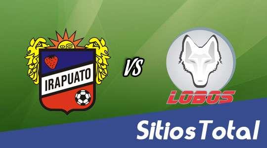 Irapuato vs Lobos BUAP en Vivo