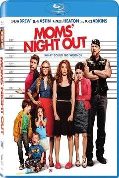 Anneler Gecesi - Moms' Night Out - 2014 BluRay 1080p DuaL MKV indir