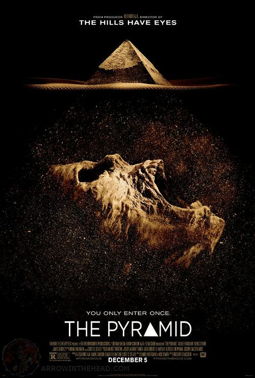 Peliculas The Pyramid 2014