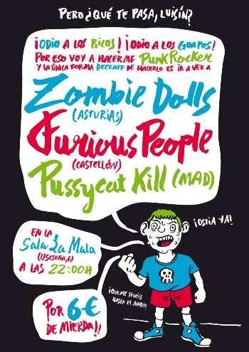 Zombie Dolls Madrid